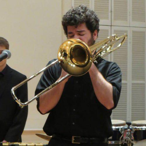 Kevin Serio - Trombone
