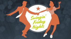 Constellation Ice Cream Summer Swing Dance