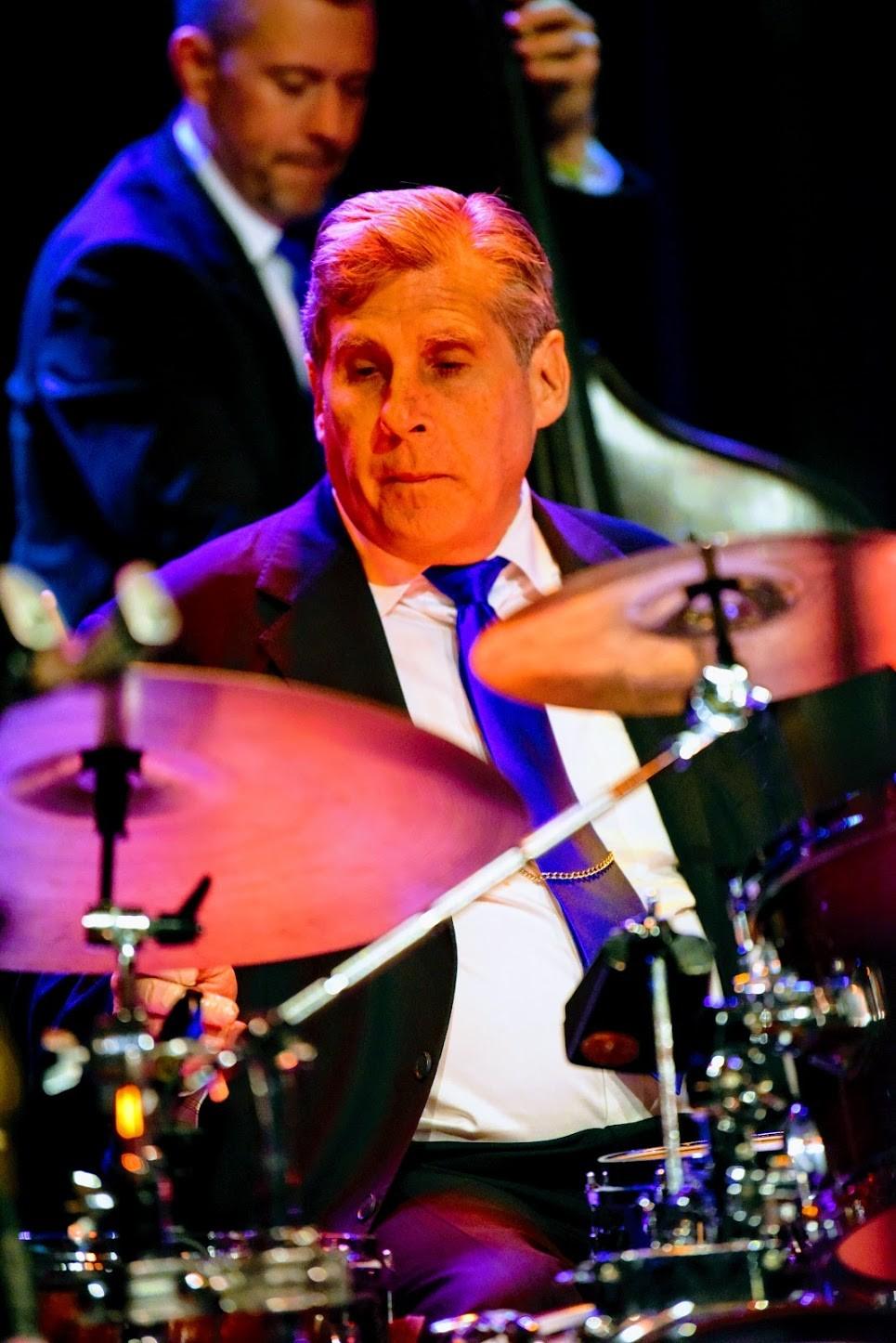 Orvel Ray Wilson - Drumset